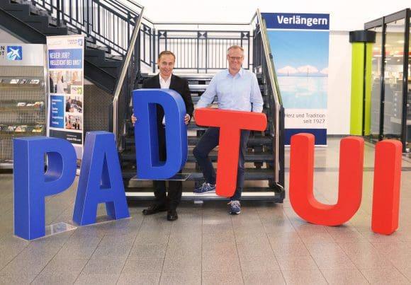 TUI fly stockt auf am Flughafen Paderborn