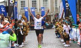 Volksbank Münster Marathon in NRW auf Platz 1