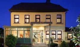 Gute Lage, gute Küche: Hotel Menge in Arnsberg