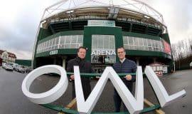 OWL Arena: Gerry Weber Stadion trägt neuen Namen