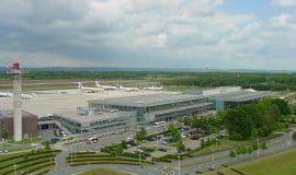 Flughafen Münster Osnabrück mit weniger Fluggästen