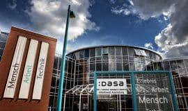 DASA Dortmund - Museum der Arbeit