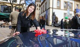 La Strada in Bielefeld: Mobilität erleben