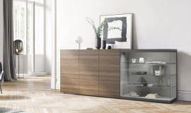 Perfekte Möbel im Einrichtungsstudio Sicking