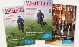 Westfalium Frühlingsausgabe erscheint am 12. März