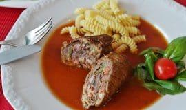 Essen bestellen - Rinderroulade to go
