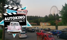 FORT FUN - Autokino ab Ostersonntag