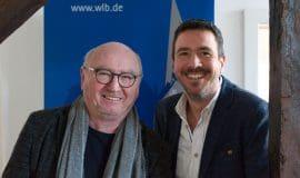 Heiner Remmert neuer Leiter des WLB