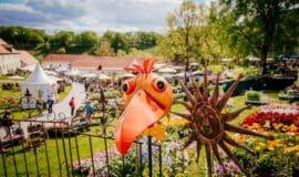 Ideen für Garten: Gartenfest Dalheim im Juli