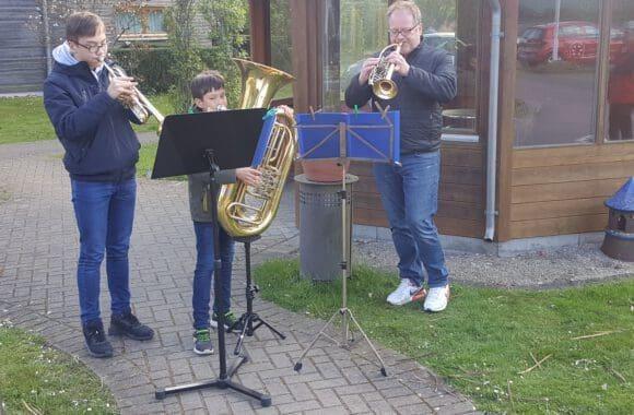 Bürgerstiftung Münster bringt Musik zu Senioren