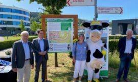 """""""Themenweg Milch"""" in Attendorn eröffnet"""