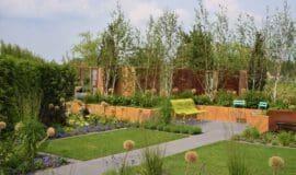 Grün in Parks und Gärten: Wichtig für Gesundheit!