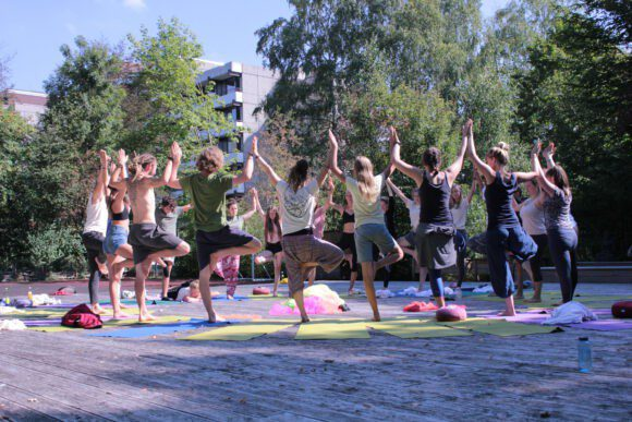 Yoga Vidya Bliss