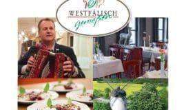 Westfälisch Genießen mit Gastronomie-Führer