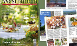 Westfälischer Sommer: Westfalium jetzt im Handel