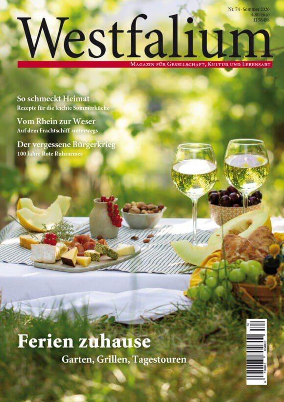 Westfalium Ausgabe Sommer 2020