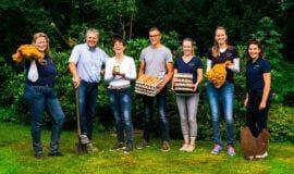 Hofladen Kuhre: frische Produkte aus Eigenanbau