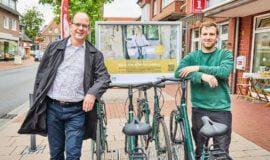 Fahrräder leihen: Münsterland startet Verleihsystem