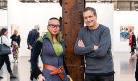 Galerie in Münster: Jiny Lan und Dieter Nuhr