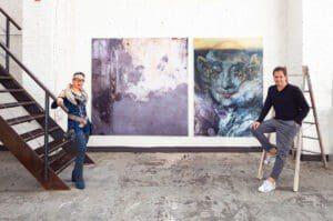 Galerie In Munster Jiny Lan Und Dieter Nuhr Westfalen Erleben