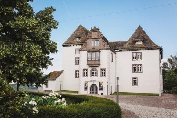 Sense and Sensibility im Museum Schloss Fürstenberg