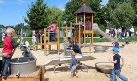 Gartenschaupark Rietberg: Spaß und Musik