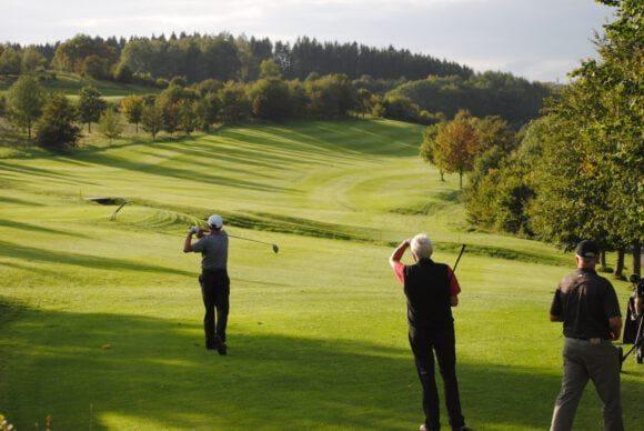 Top Golfplätze