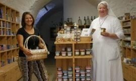 Delikatessen aus dem Kloster in Dalheim