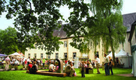 Schloss Wocklum feiert Landpartie