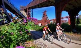 Kurztouren: mit dem Fahrrad durchs Revier
