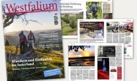 Westfalium Herbst-Ausgabe: Ab 15.09. am Kiosk!