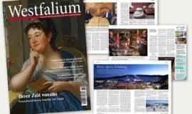 Westfalium-Winterausgabe erscheint am 13.11.
