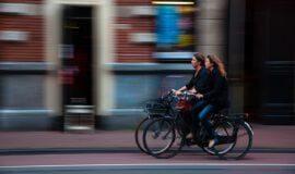 Radfahren auch bei schlechtem Wetter