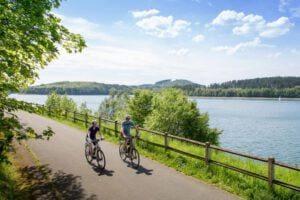 Radfahren im Sauerland