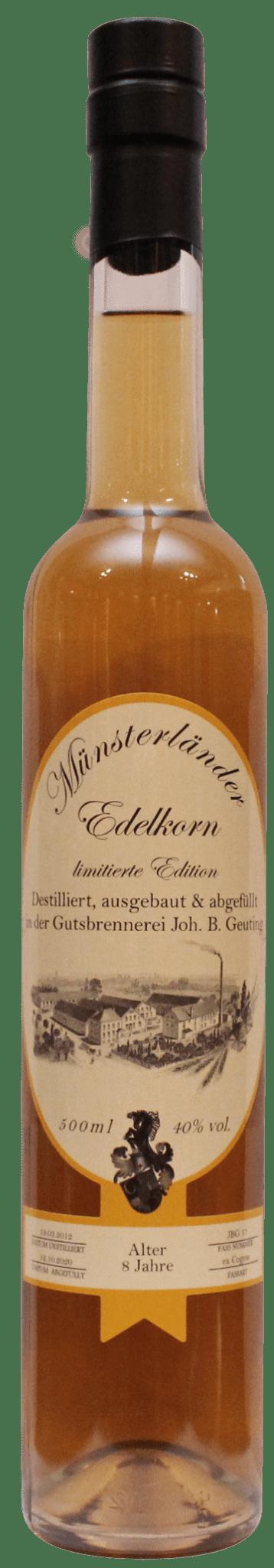 Korn aus dem Münsterland