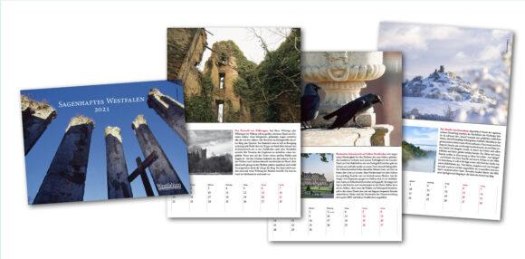 Kalender regional Westfalen