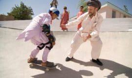 Skaten gibt Jugendlichen neuen Mut