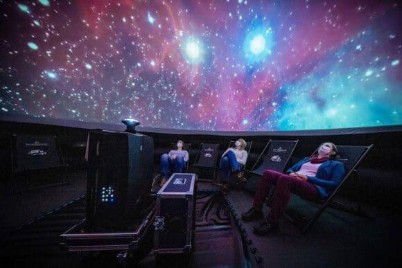 LWL-Planetarium tourt durch Westfalen