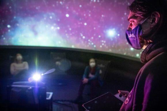 LWL-Planetarium geht auf Reisen