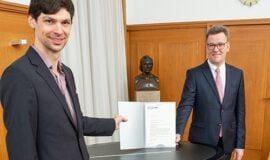 Rektoratspreise 2020 für exzellente Forschung