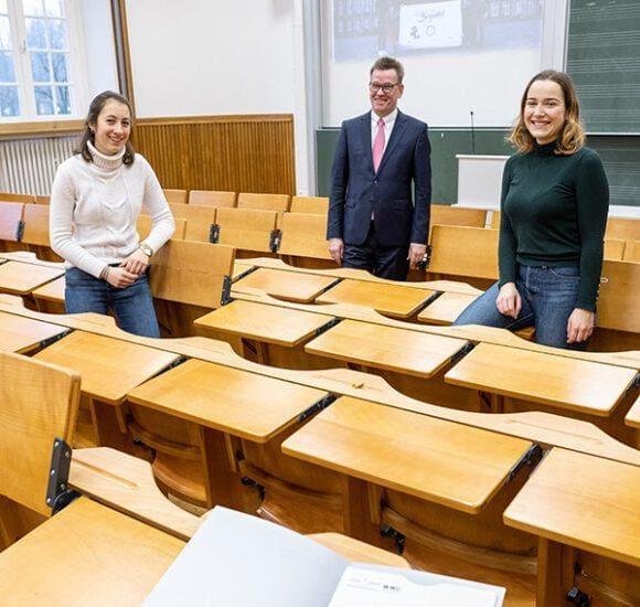 Rektoratspreise vergeben