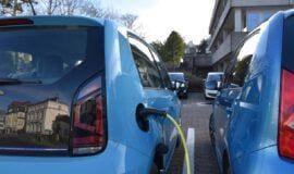 Zahl der Elektrofahrzeuge hat sich verdoppelt