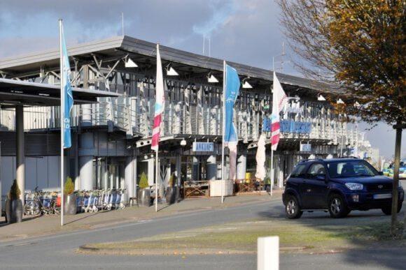 Paderborn-Lippstadt Airport in der Sanierung