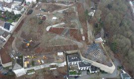 Schlosspark Siegen wird saniert