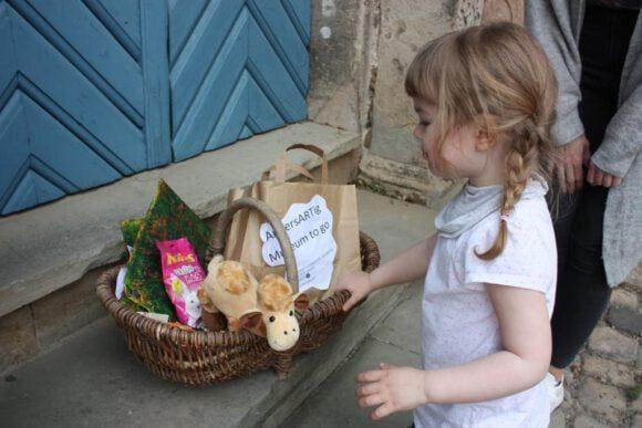 Kunst in Tüten: Kultur in Zeiten des Lockdowns