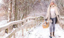 Winterspaziergänge im Münsterland machen Laune