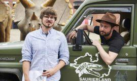 Saurierland Westfalen - Webserie zeigt Paläontologie