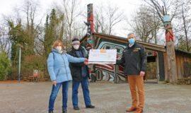 Gelsenkirchen: Zoofans sammeln fast 40.000 Euro