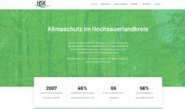 HSK - Online-Unterstützung beim Klimaschutz