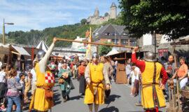 Nächstes Mittelalterfest in Altena erst 2022